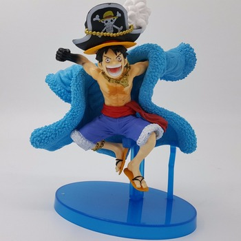One Piece Luffy Action Figure 20th anniversary PVC 130mm One Piece Anime Maymun D Luffy Koleksiyon Model Oyuncaklar